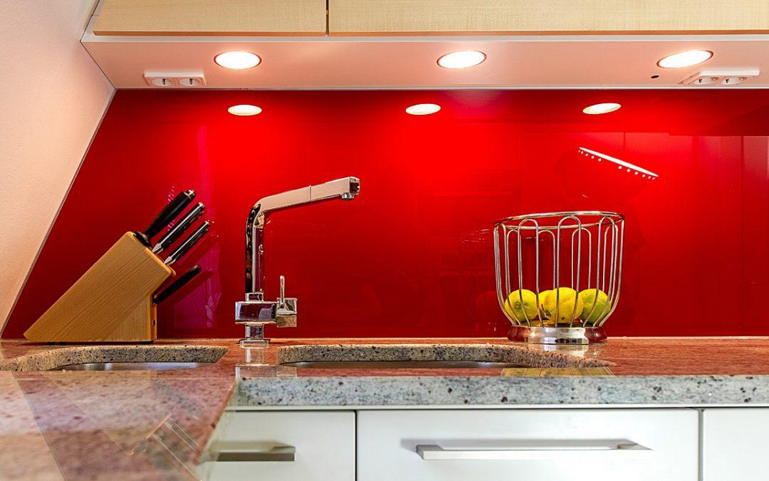 Küche in Ahorn